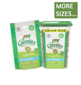 Greenies Greenies Cat Dental Treats Catnip Flavor