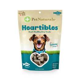 Pet Naturals Pet Naturals Heartibles Salmon Dog Treats 8.8oz