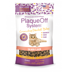ProDen PlaqueOff Cat Dental Bites Salmon 3oz