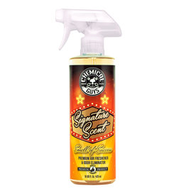 Chemical Guys Signature Scent Air Freshener & Odor Neutralizer -Smell Of Success (16 oz)