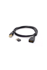 Wahoo Wahoo ANT+ USB Dongle with Extension Cord