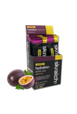 Skratch Labs Skratch Labs Hyper Hydration Mix with Passion Fruit, Single Serving 8-Pack