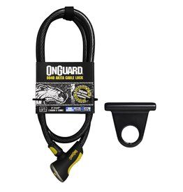 SeaSucker SeaSucker Cable Anchor/Lock Combo - Trunk