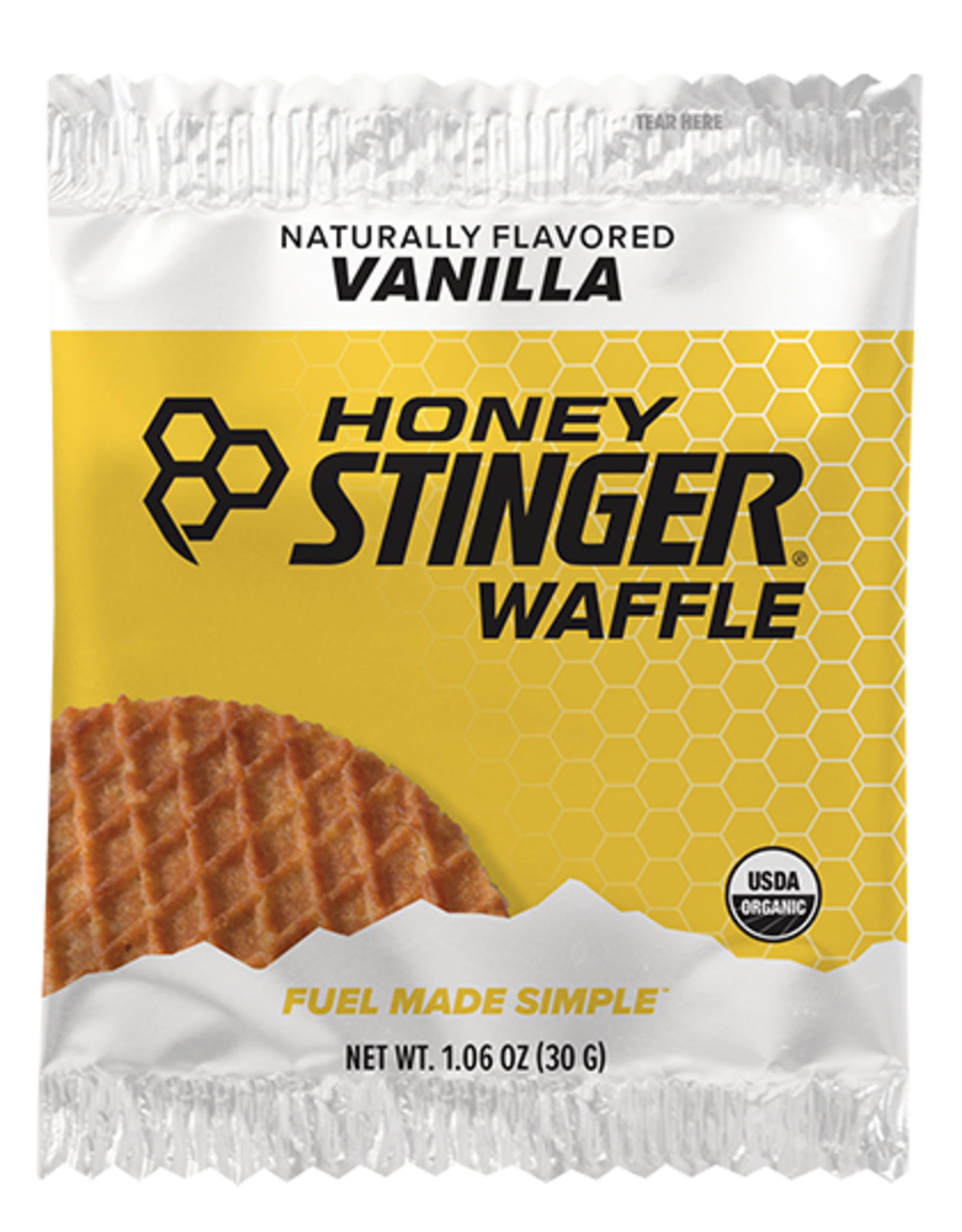 Honey Stinger Honey Stinger Organic Waffles