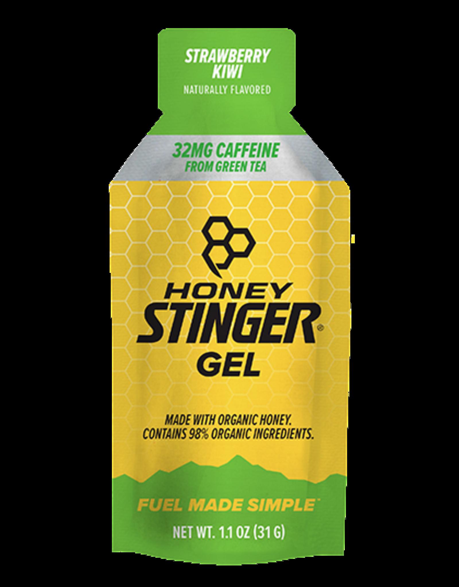 Honey Stinger Honey Stinger Caffeinated Energy Gel 24 Pack