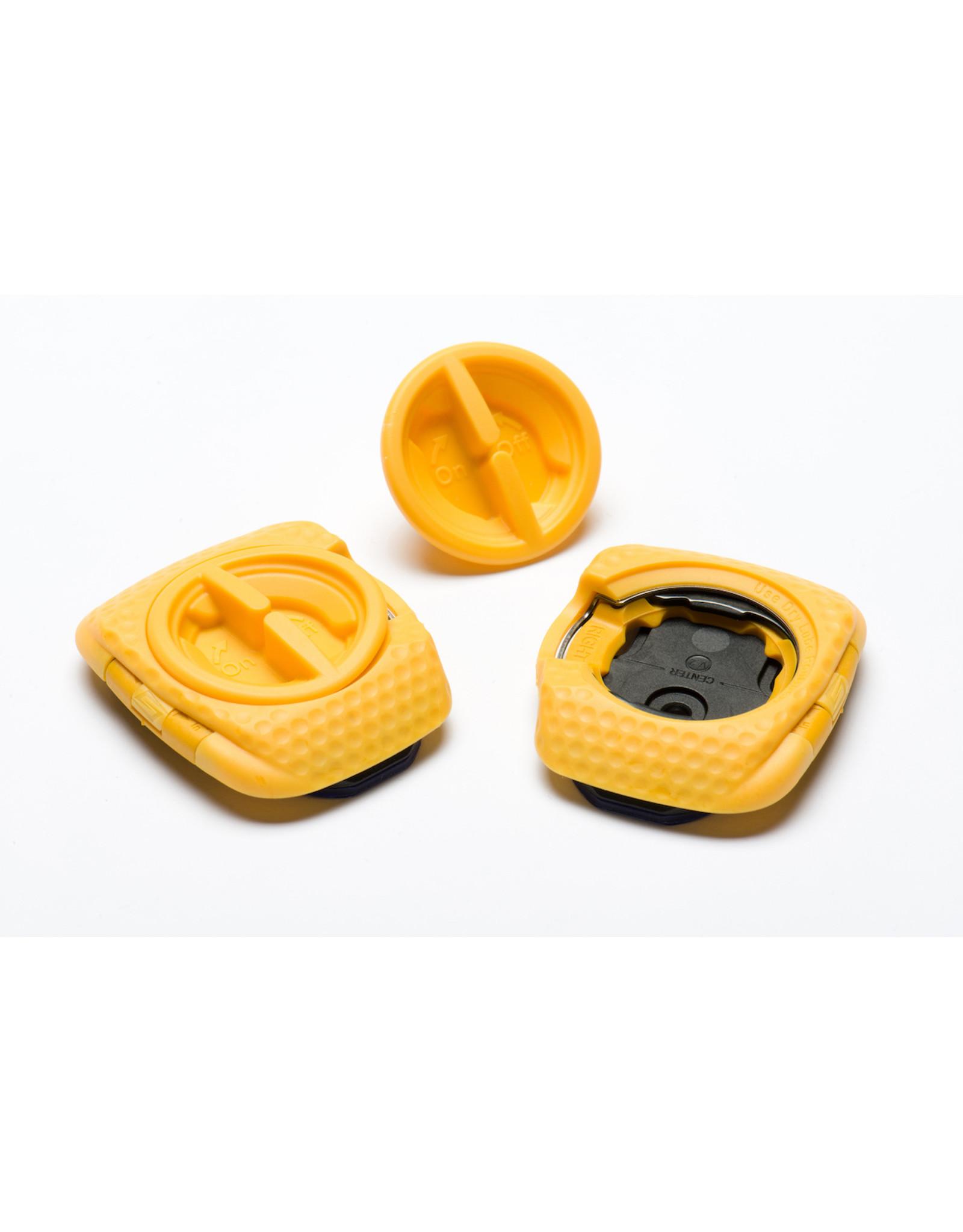 Speedplay Speedplay Zero Aero Walkable Cleats Yellow