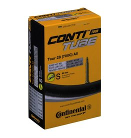 Continental Continental Road Tubes w/ 60mm Presta Valves