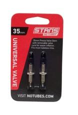 Stan's Stan's Universal Presta Valve Stem Pair Brass