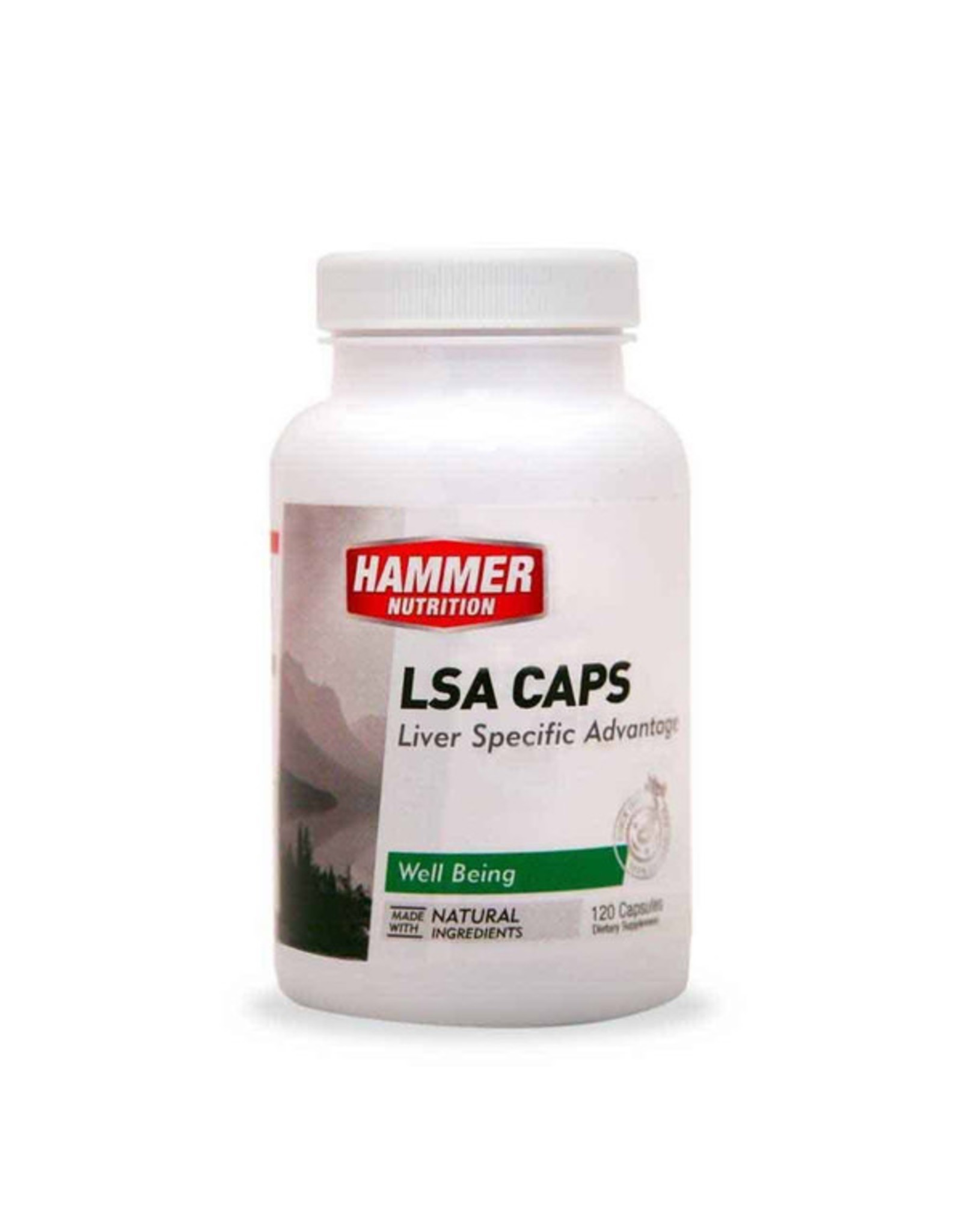 Hammer Nutrition Hammer Nutrition Liver Specific Advantage (120 Cap)
