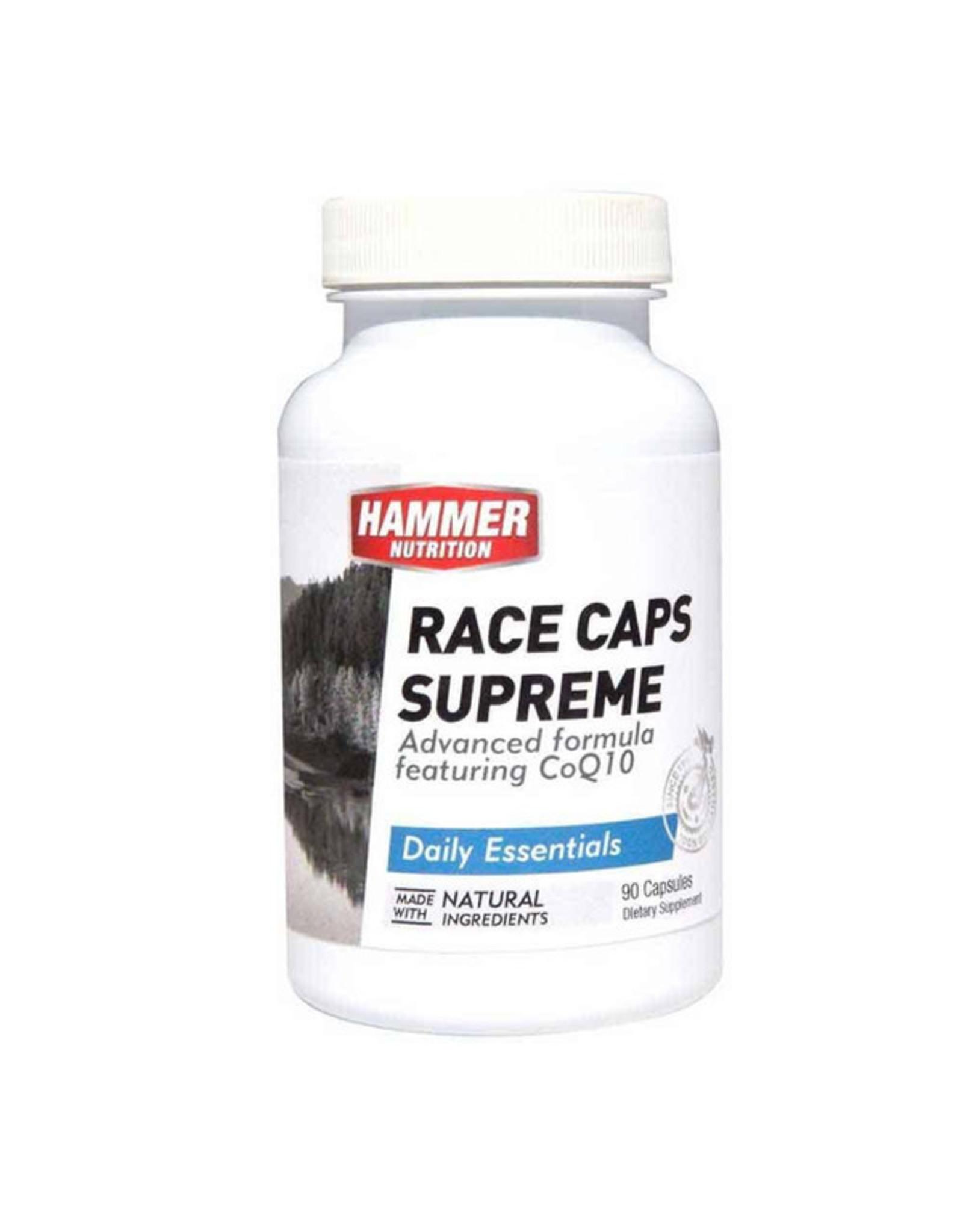 Hammer Nutrition Hammer Nutrition Race Caps Supreme (90 Cap)