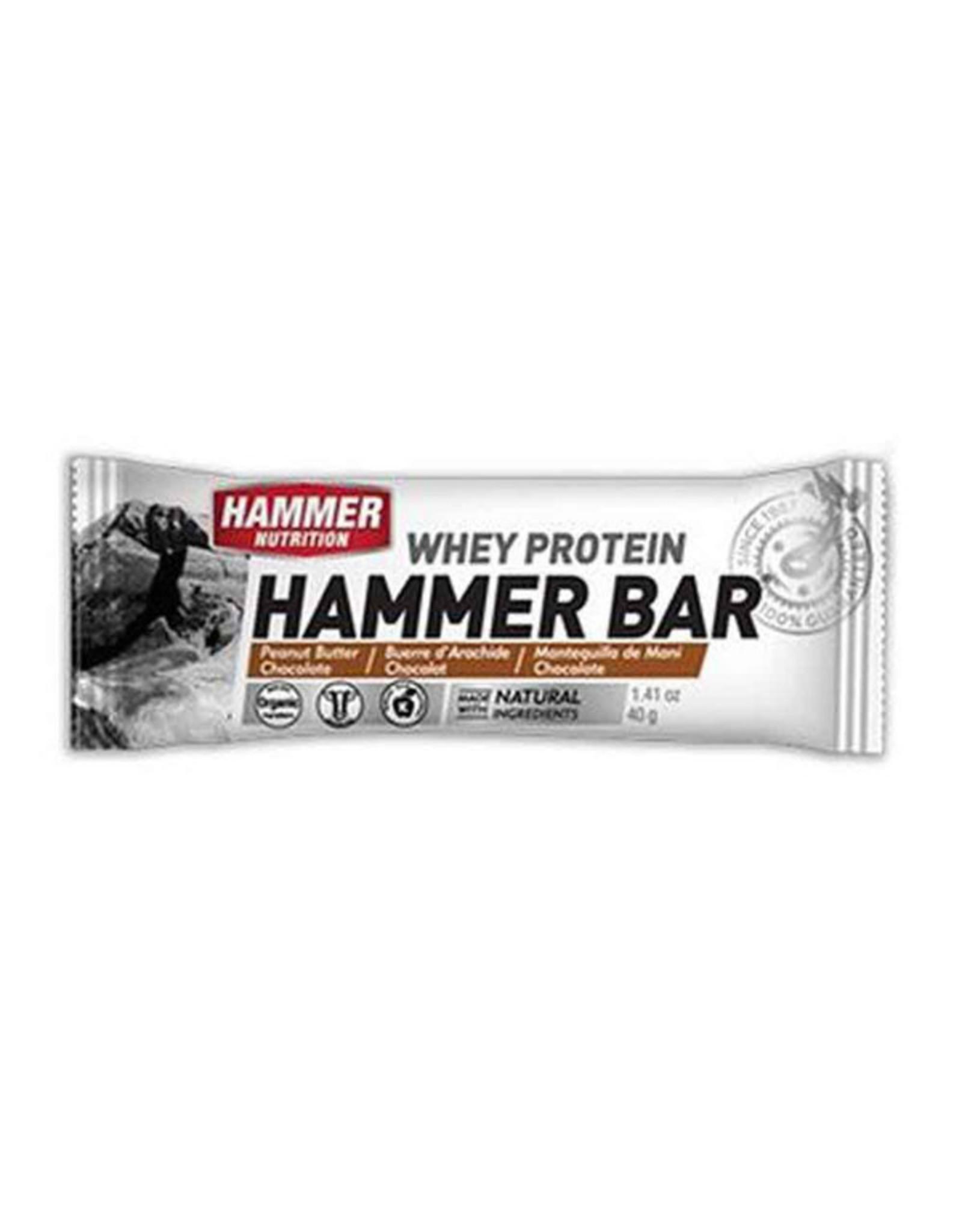 Hammer Nutrition Hammer Nutrition Whey Protein Bar 12 Pack