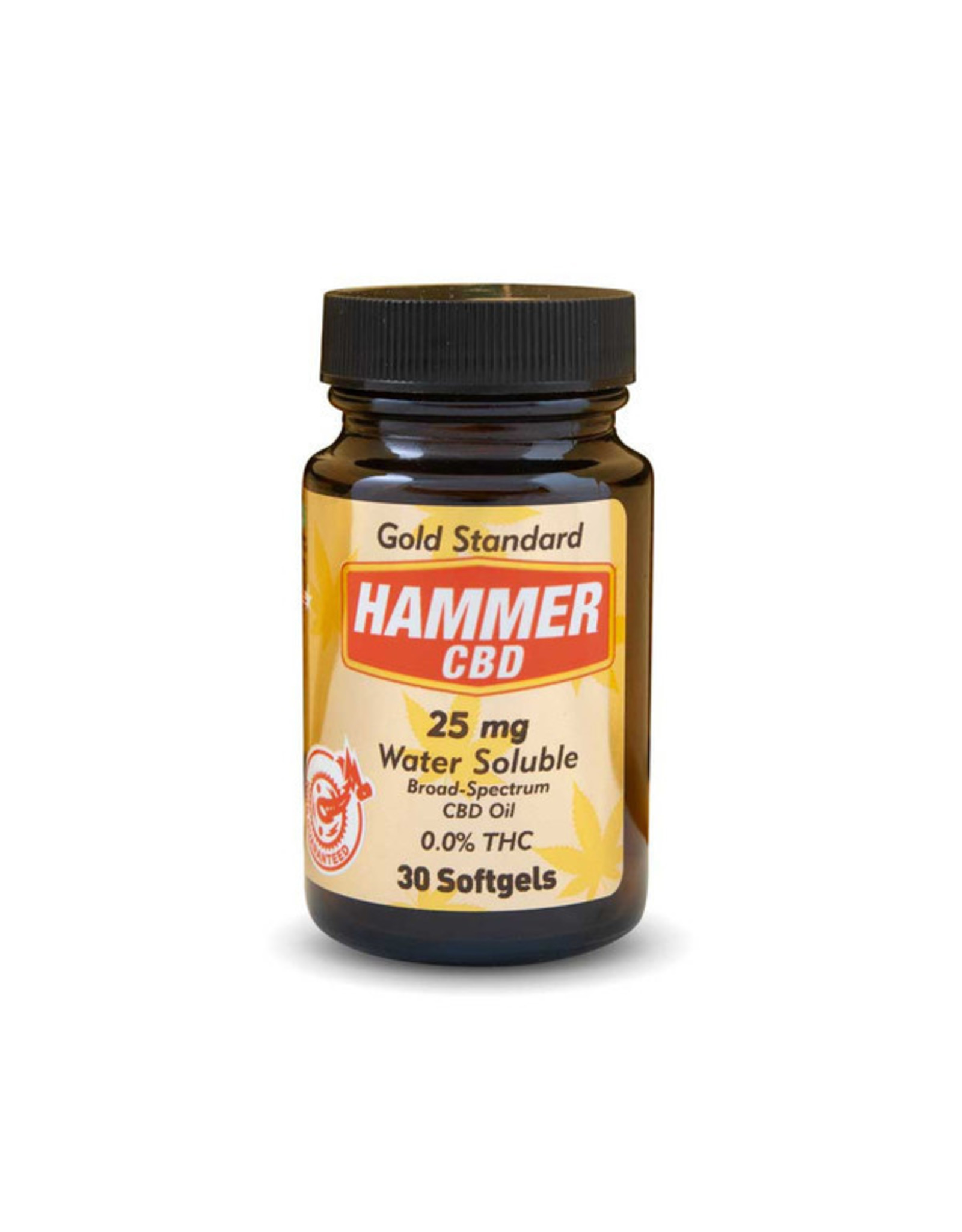 Hammer Nutrition Hammer Nutrition CBD Oil Softgels