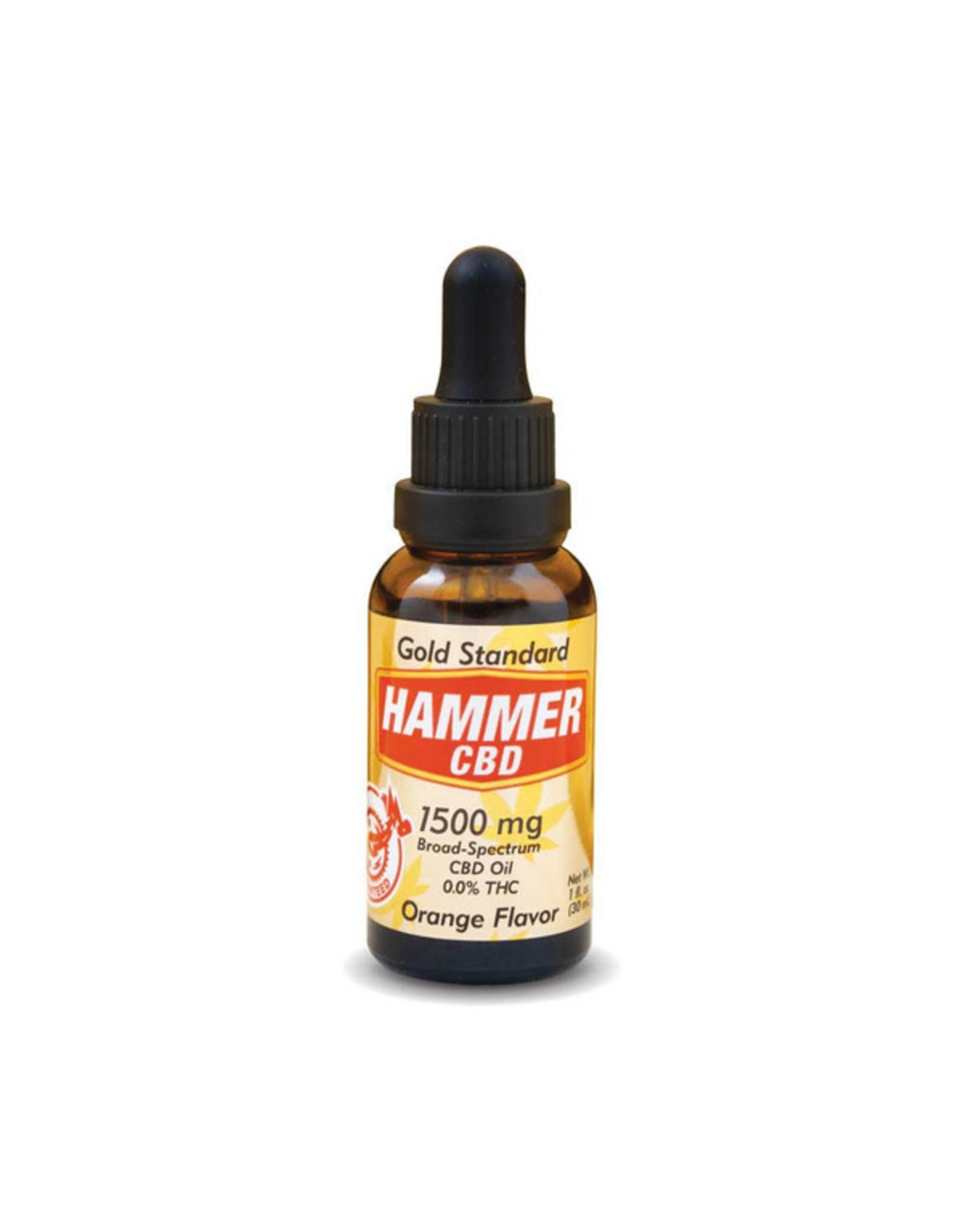 Hammer Nutrition Hammer Nutrition CBD Oil Tincture