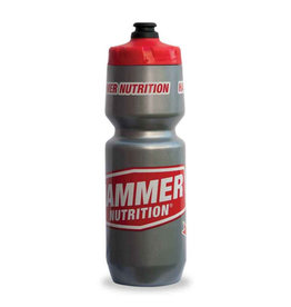 Hammer Nutrition Hammer Purist Water Bottle with MoFlo Lid