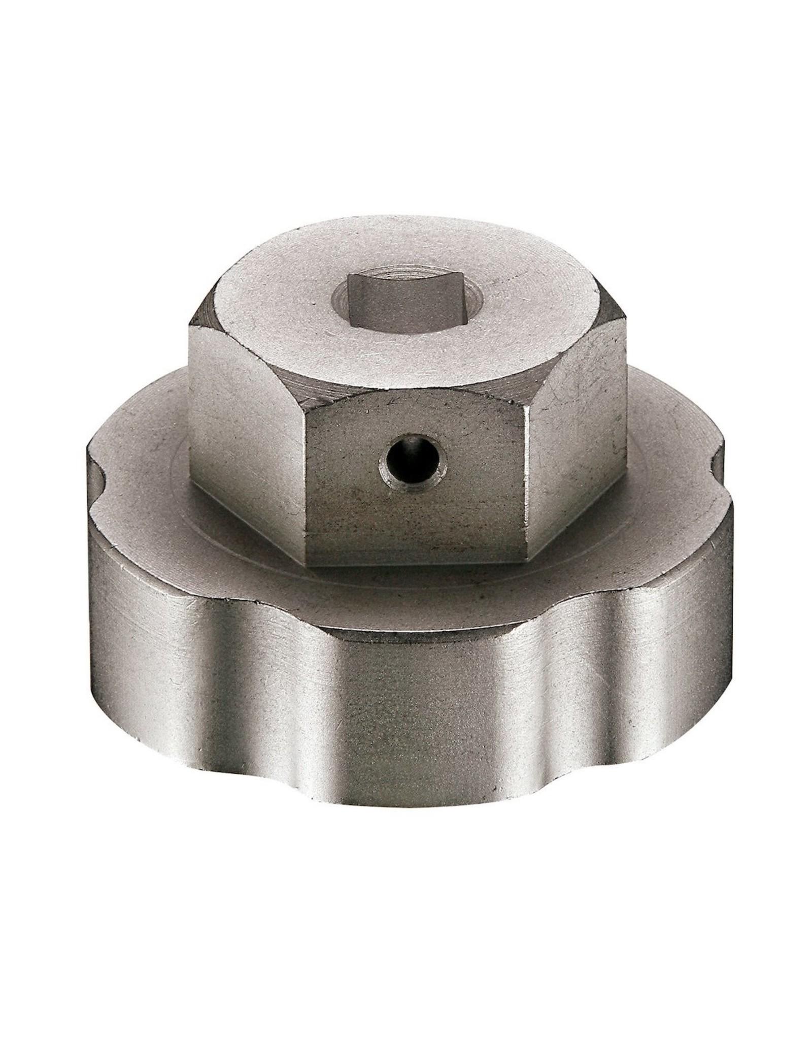 """Lezyne Lezyne External Bottom Bracket Socket Tool 3/8"""" Socket"""