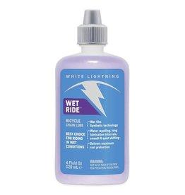White Lightning White Lightning Wet Ride Chain Lube 4oz