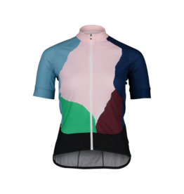 POC POC Women's Essential Road Print Splash Jersey