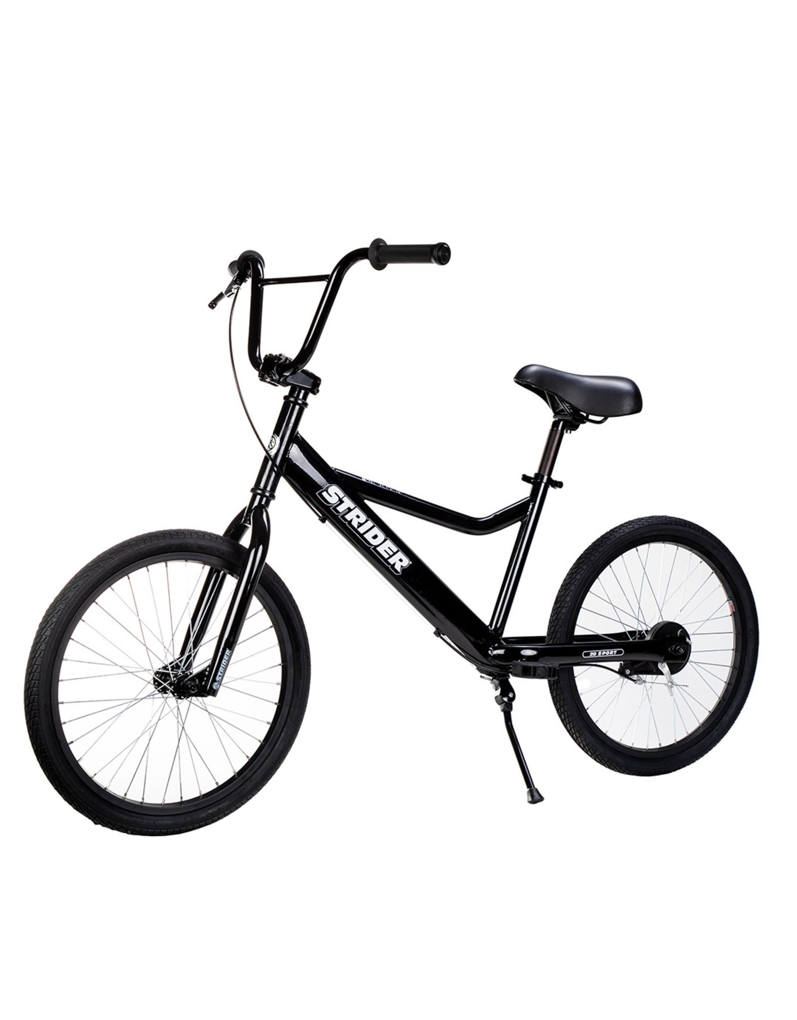 Strider STRIDER® 20 Sport Balance Bike Black