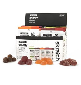 Skratch Labs Skratch Labs Anytime Energy Chews Variety Pack