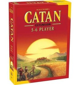 Asmodee Catan Ext: 5-6 Player