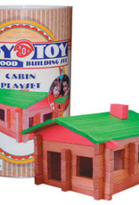Channel Craft ROY TOY CABIN CANISTER