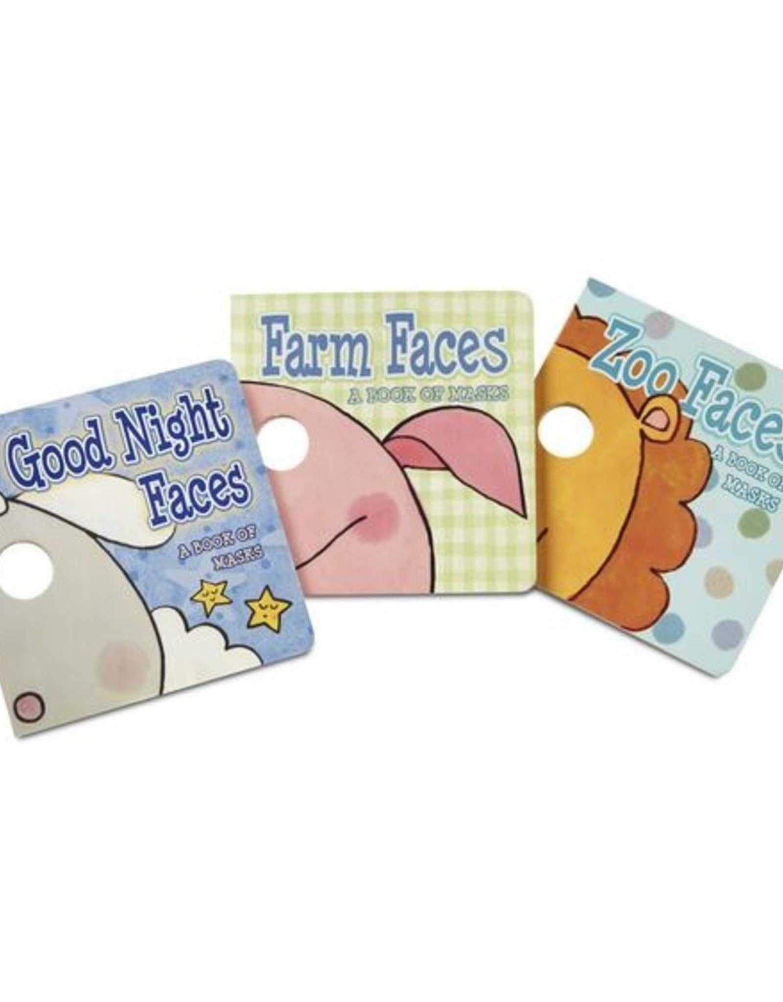 Melissa & Doug Mask Book Bundle