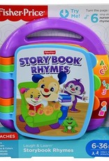 Fisher Price CDH24  Smart Stages Storybook Rhymes