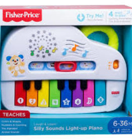 Fisher Price Fisher Price Laugh N Learn Silly Sounds Piano