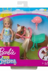 Barbie Barbie Club Chelsea & Pony