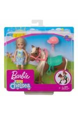 Barbie Barbie Club Chelsea & Pony