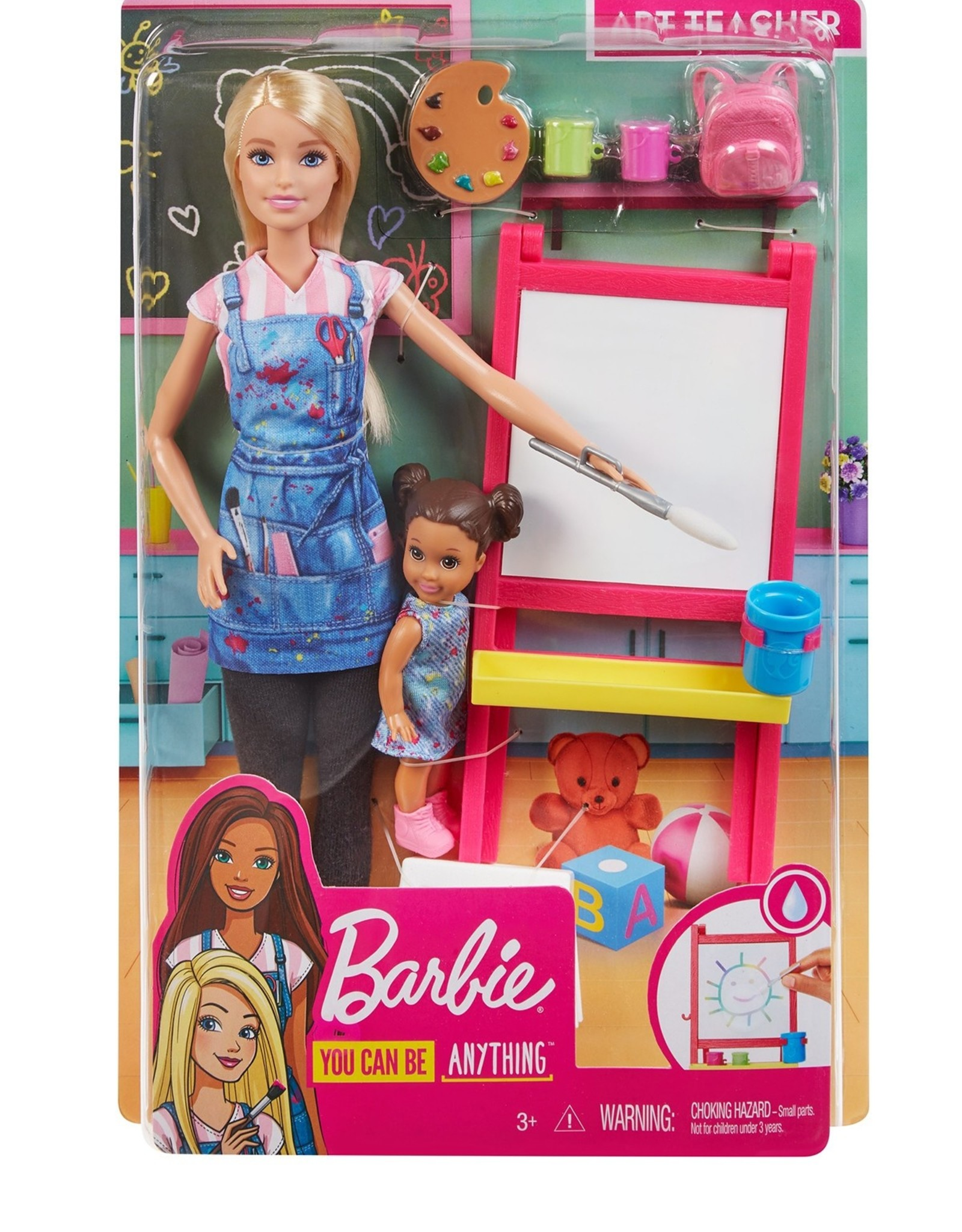 Barbie Barbie Art Teacher Doll