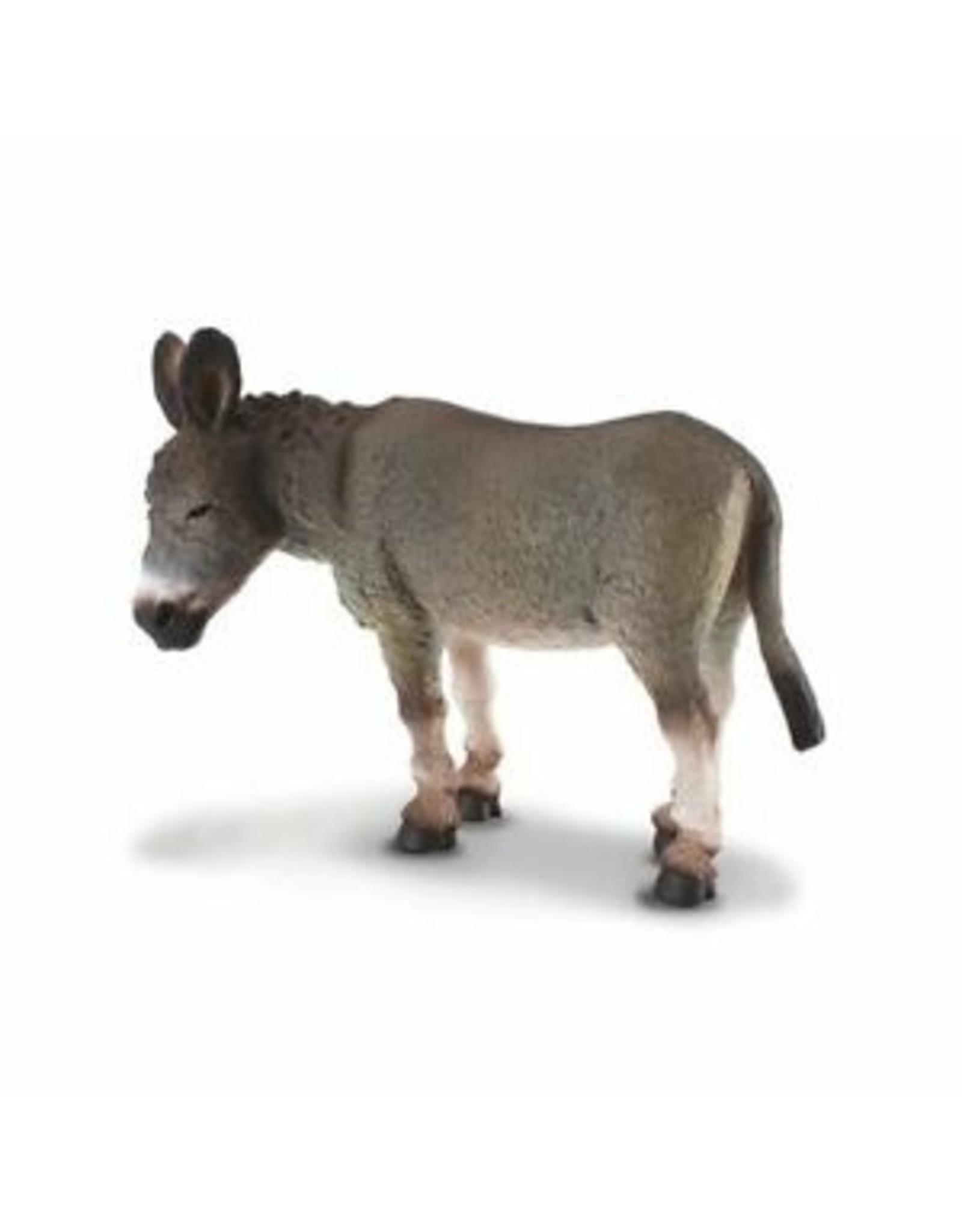 CollectA Grey Donkey