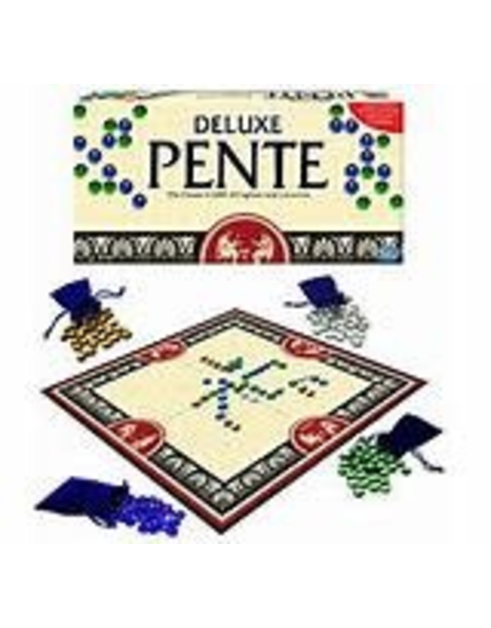 Winning Moves Deluxe Pente