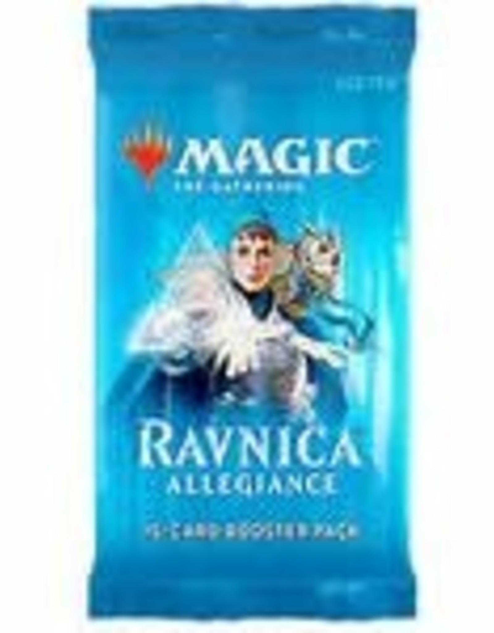 Magic the Gathering MTG Ravnica Allegiance Booster