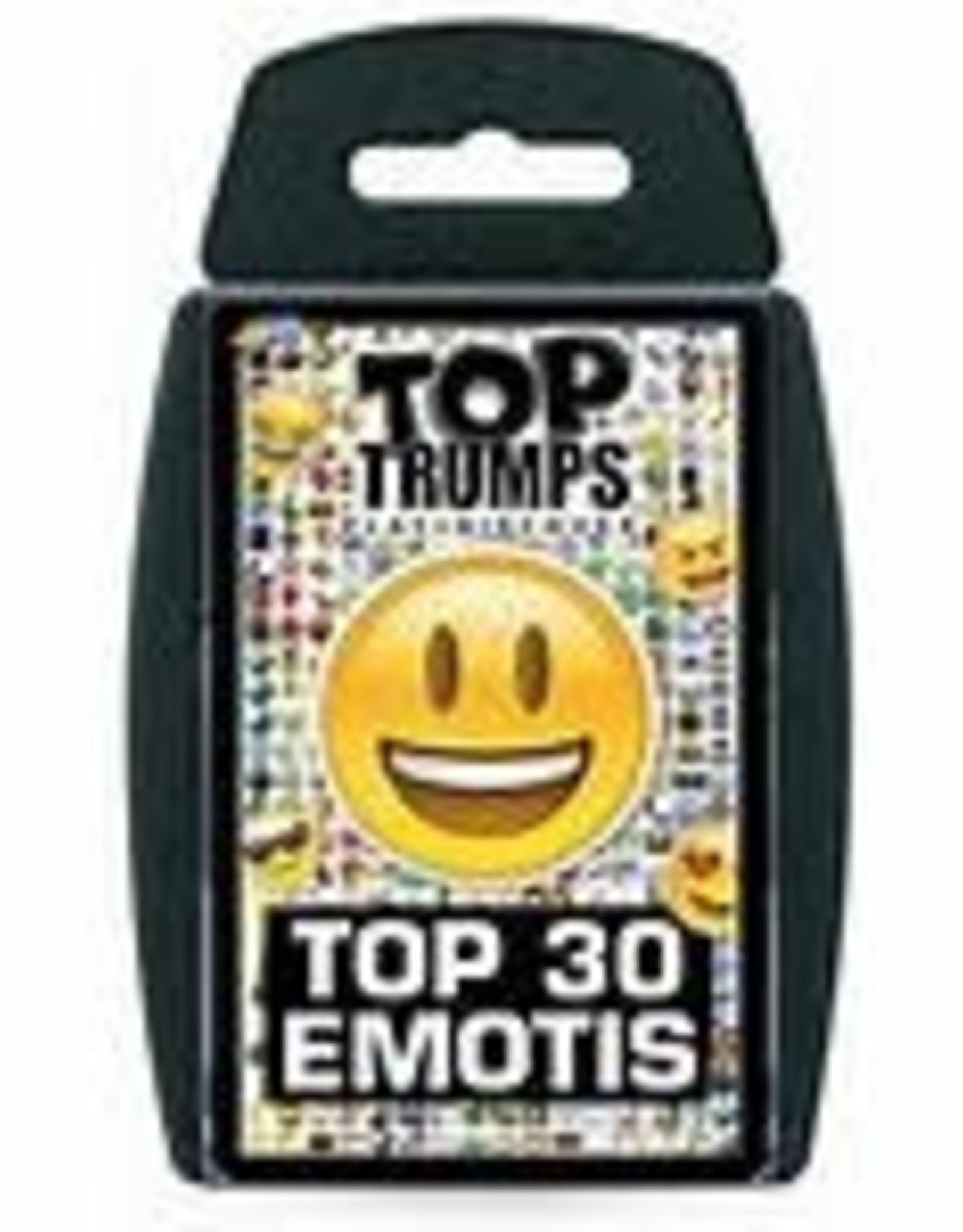 Top Trumps Emotis Top Trumps