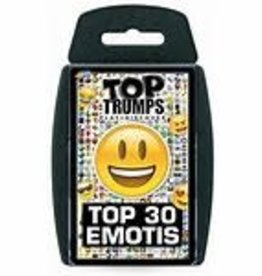 Top Trumps Emotis Top Trumps
