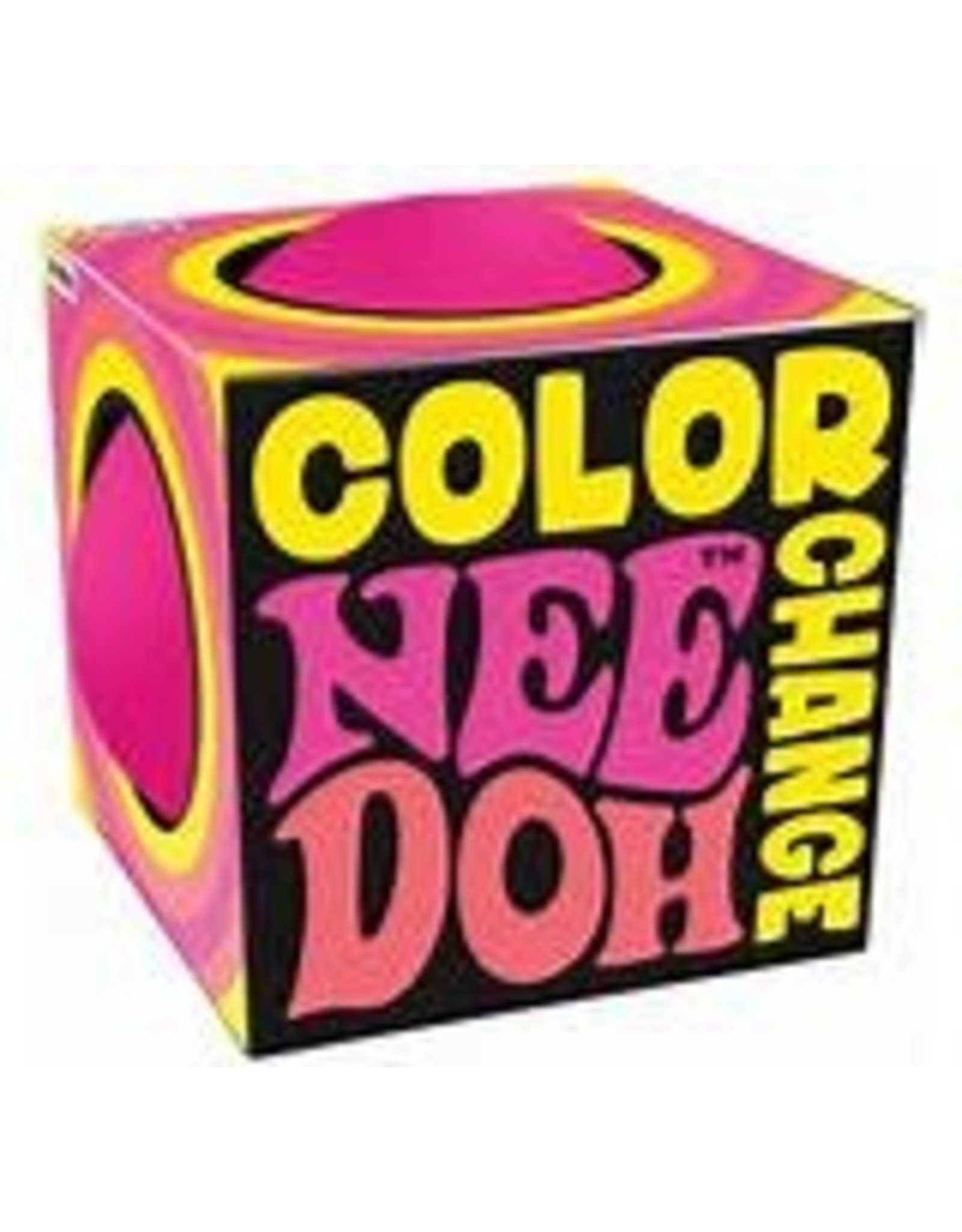 Nee Doh Color Changing Nee Doh