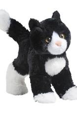 Douglas Snippy Black/White Cat