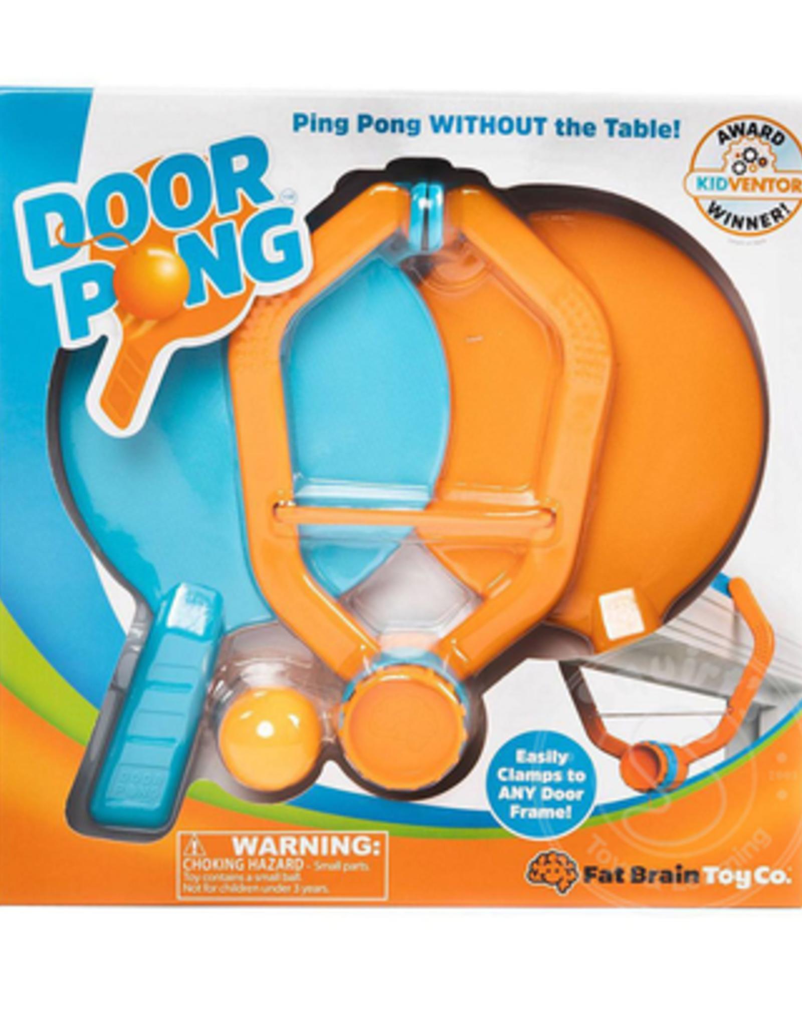 Fat Brain Door Pong
