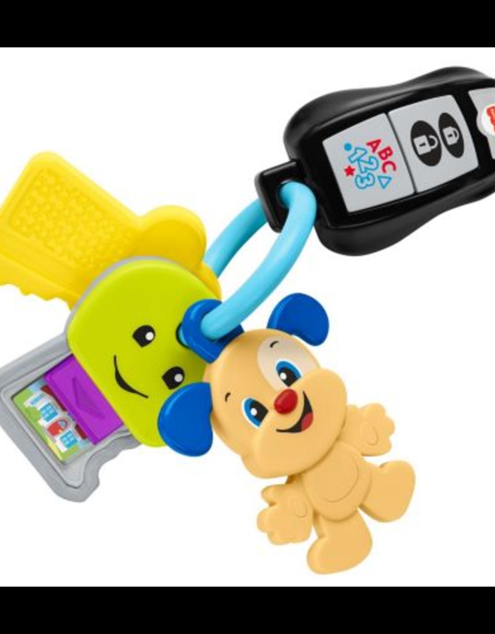 Fisher Price LNL Play & Go Keys
