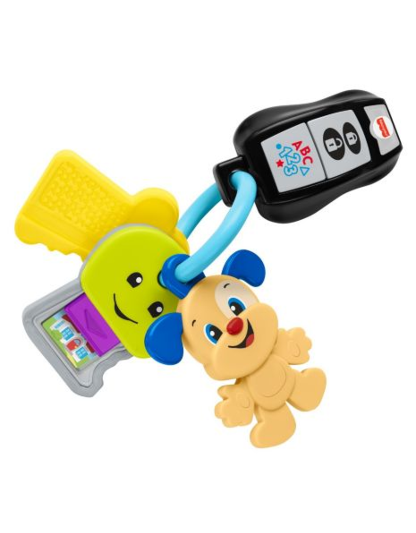 Fisher Price Laugh N Learn Learning Keys