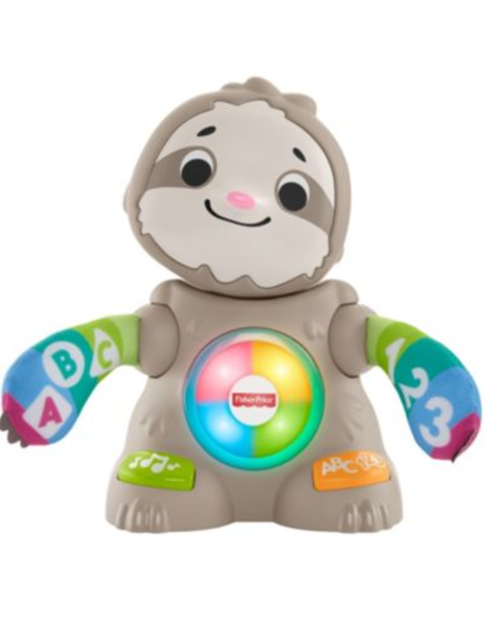 Fisher Price Linkimals Smooth Moves Sloth
