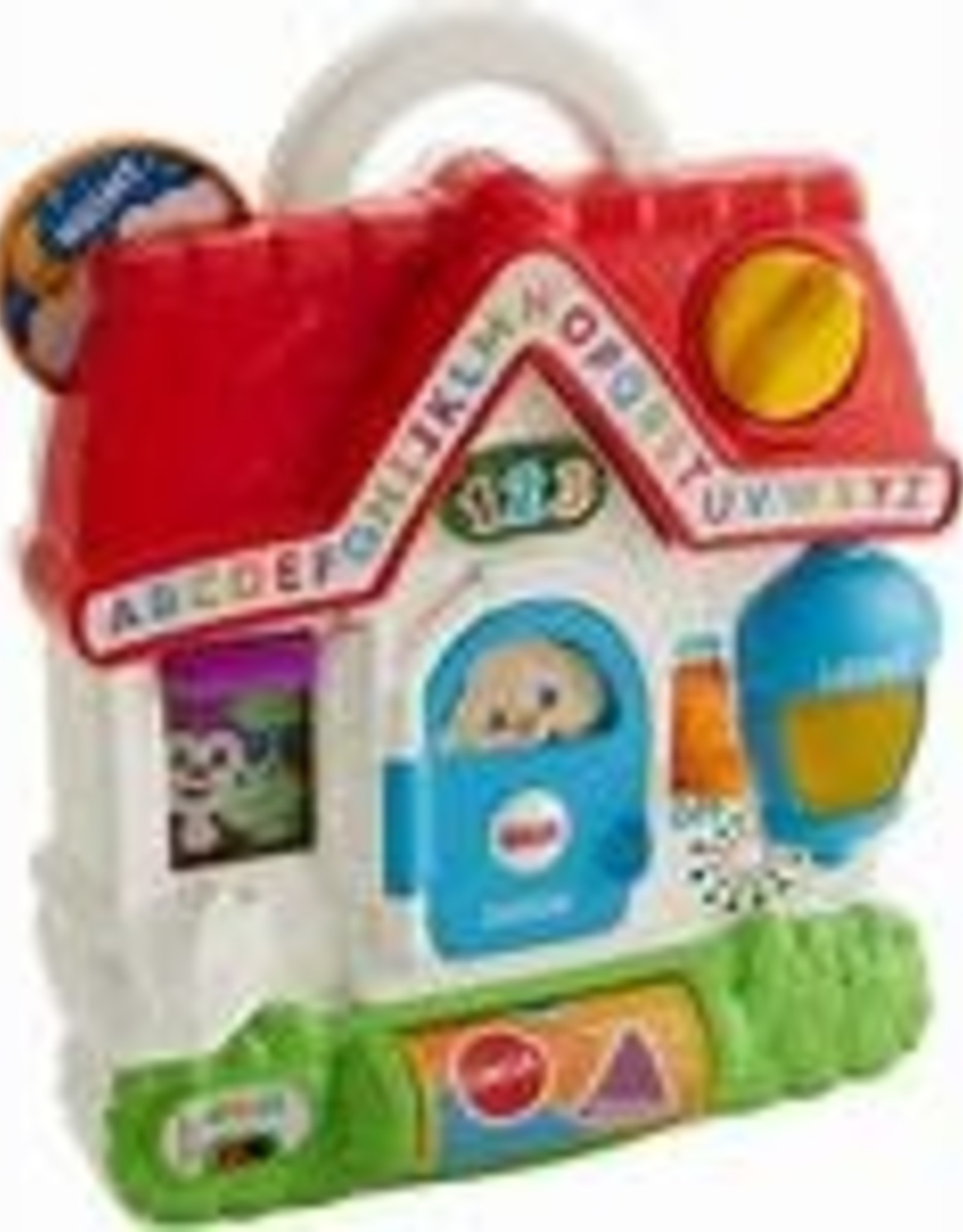 Fisher Price Puppy's Busy Activity Home