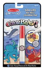 Melissa & Doug ColorBlast! - Sea Life