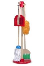 Melissa & Doug Let's Play House! Dust, Sweep & Mop