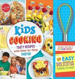 KLUTZ KIDS COOKING (L)