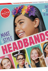 KLUTZ Make & Style Headbands