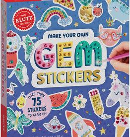 KLUTZ Make Your Own Gem Sticker