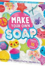 KLUTZ MAKE YOUR OWN SOAP (M)