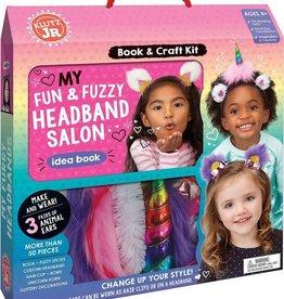 KLUTZ My Fun & Fuzzy Headband
